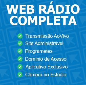 Web Rádio Completa